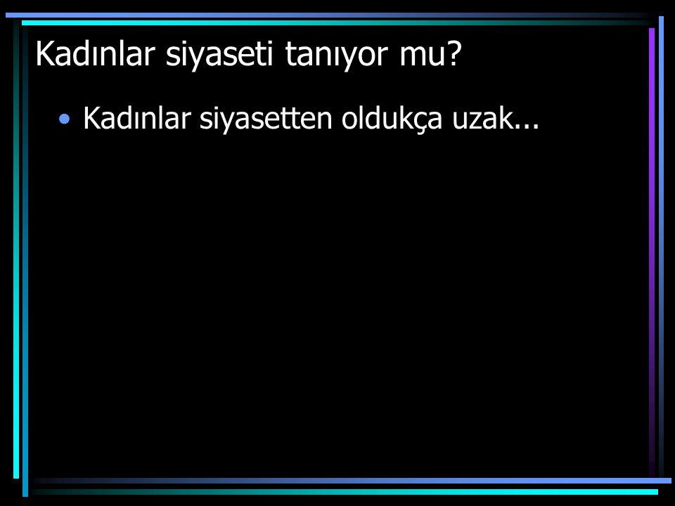 Türkiye de kadınların durumu AB ilişkisini etkiler mi.