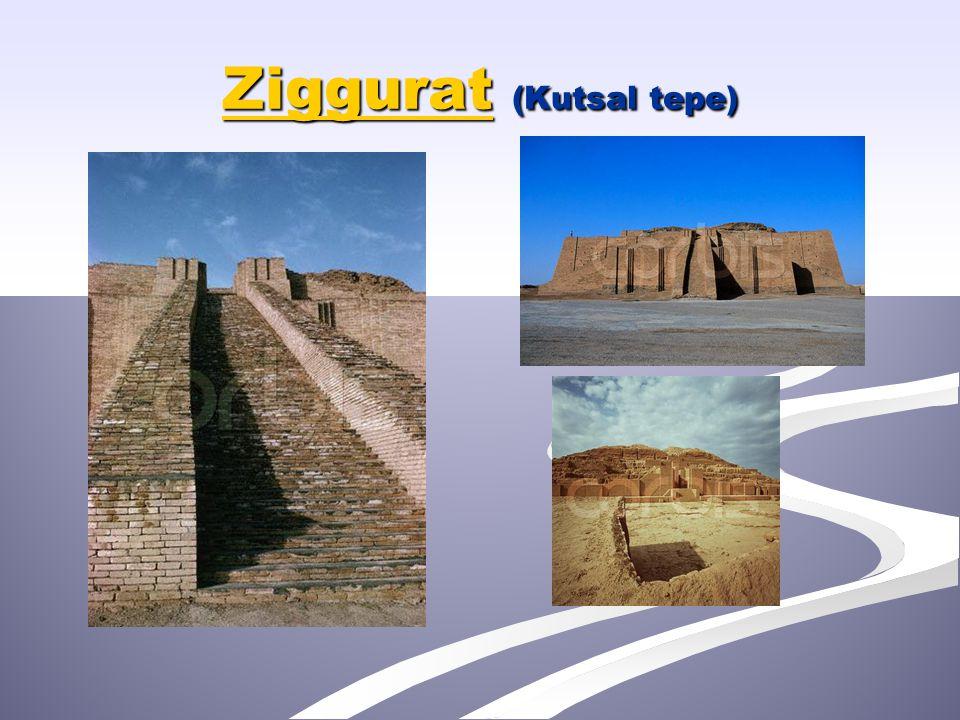 ZigguratZiggurat (Kutsal tepe) Ziggurat