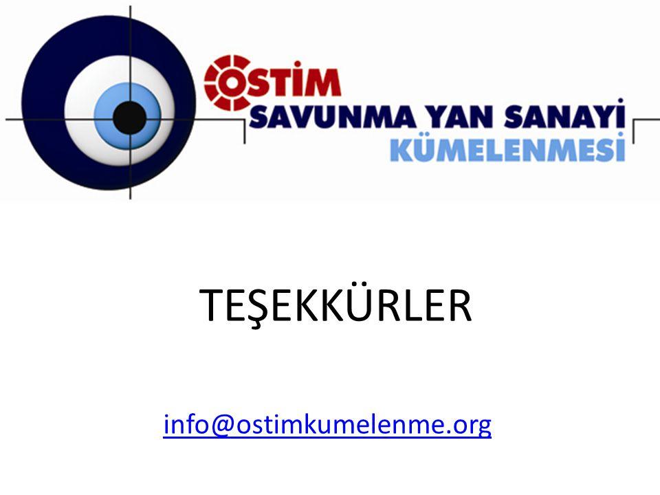 TEŞEKKÜRLER info@ostimkumelenme.org