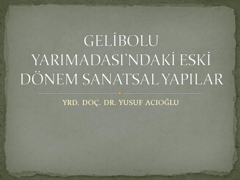 GELİBOLU MEVLEVÎHÂNESİ