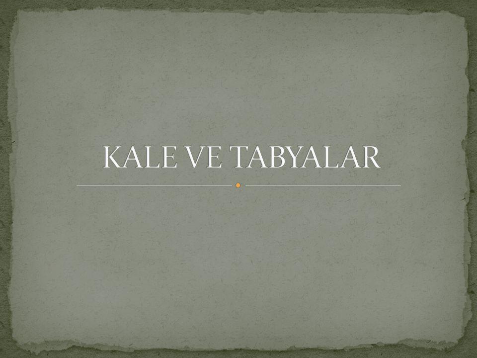 Bayraklı Baba (Karaca Bey) (M.1410) Alemdâr Ali Baba Türbesi (XIV.yy.) Mansur Bey Türbesi (XV.yy.