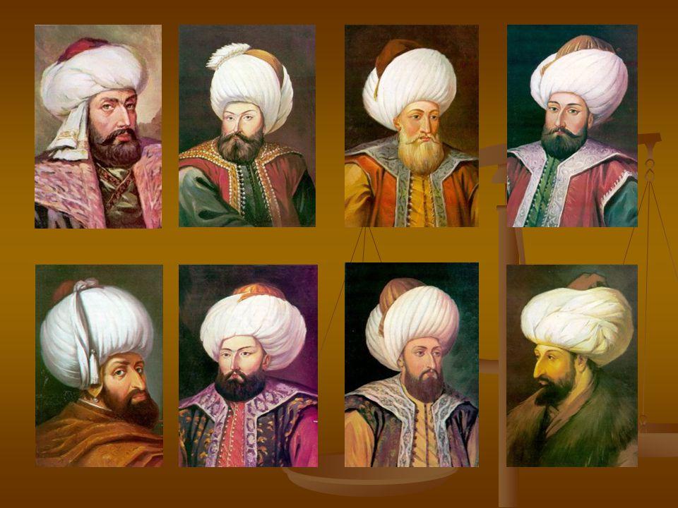 II.MURAT Tahtı kendi isteği ile oğluna bırakan ilk Osmanlı hükümdarıdır.