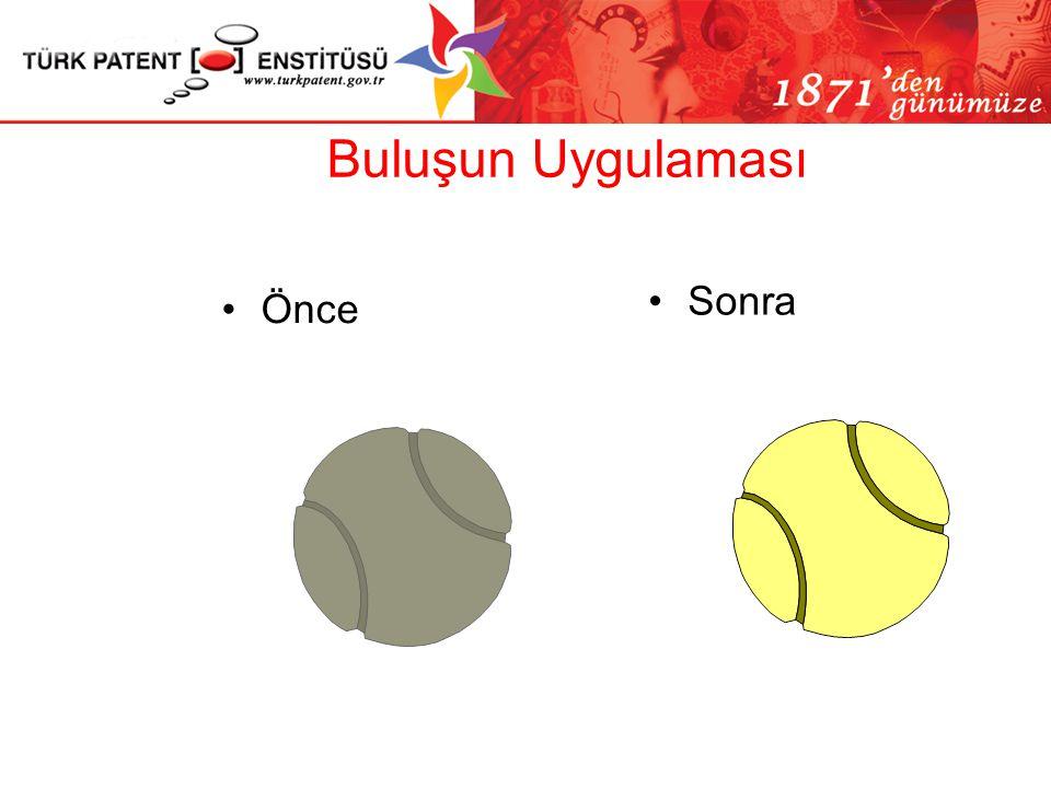 Murat'ın Buluşu Tenis Gözlüğü Arka Plandaki Işığın çoğunu filtre ediyor Fakat tenis topunun sarı ışığı rahatlıkla geçebiliyor SONUÇ: SONUÇ: Murat teni