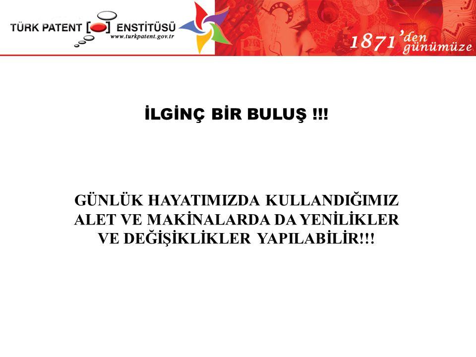 İLGİNÇ BİR BULUŞ !!.