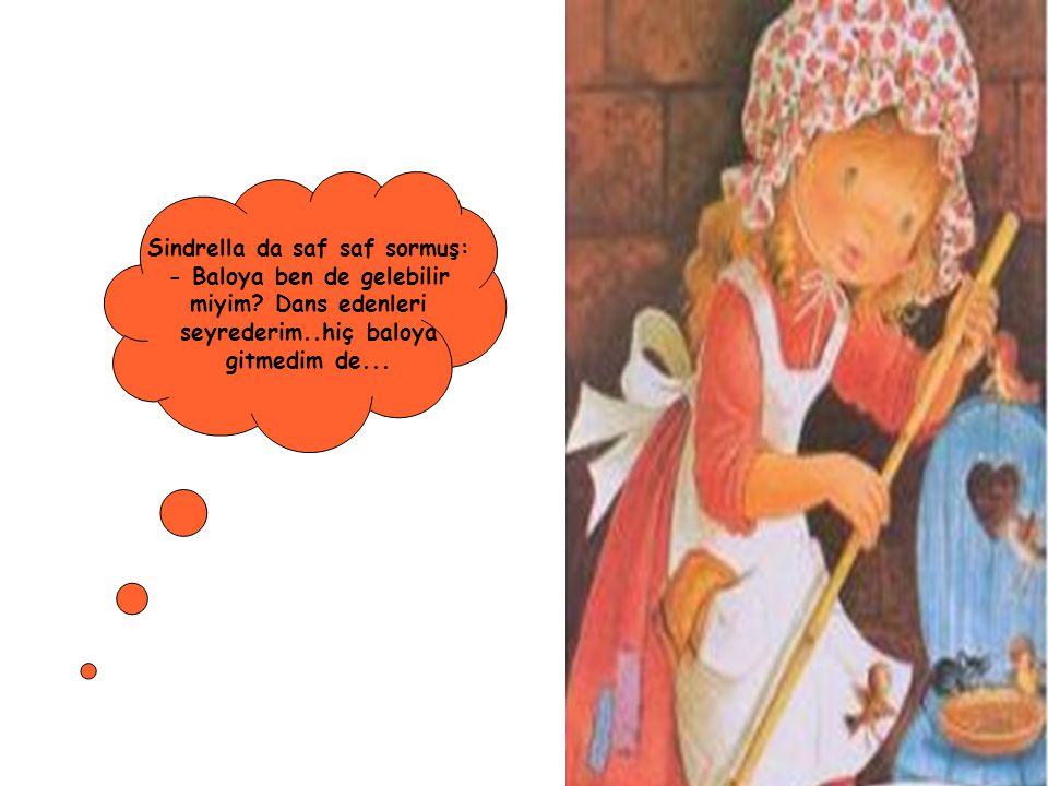15/49 Külkedisi'nin üvey annesi bu habere çok sevinmiş: - Yaşasın! Güzel kızlarım, hadi bakalım, hemen hazırlanın, Prens mutlaka ikinizden birini seçm