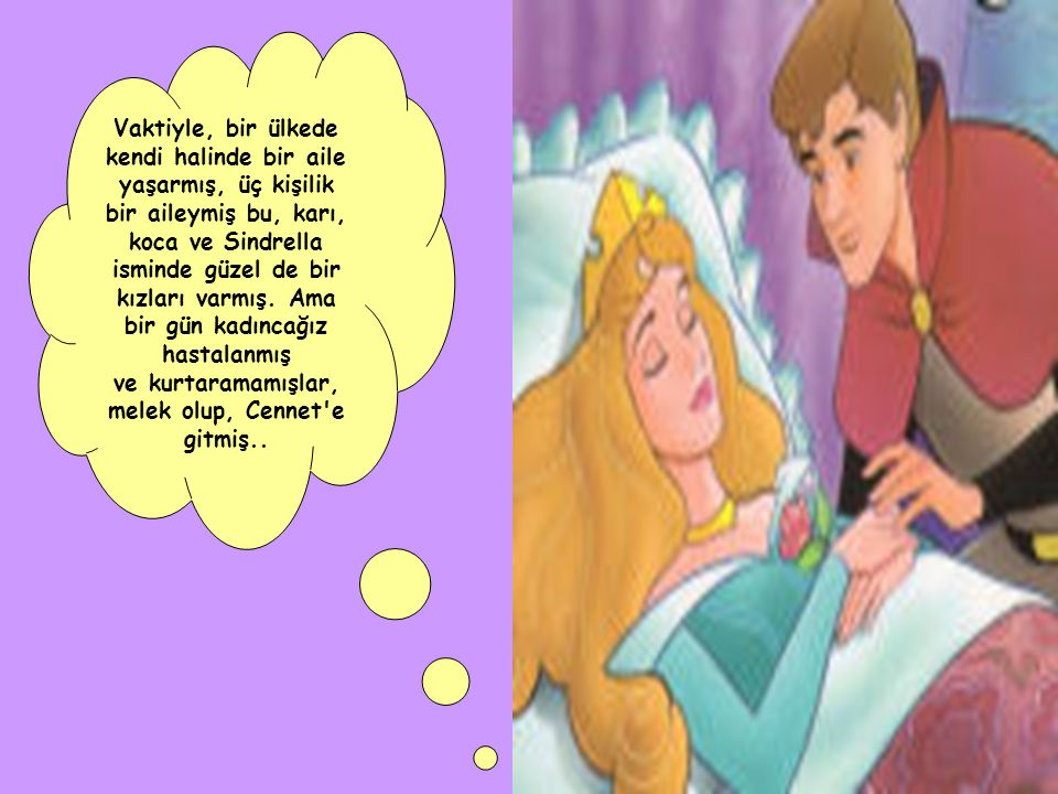 2/49 KAHRAMANLAR Külkedisi ve Prens Peri Üvey anne ve kız kardeşler