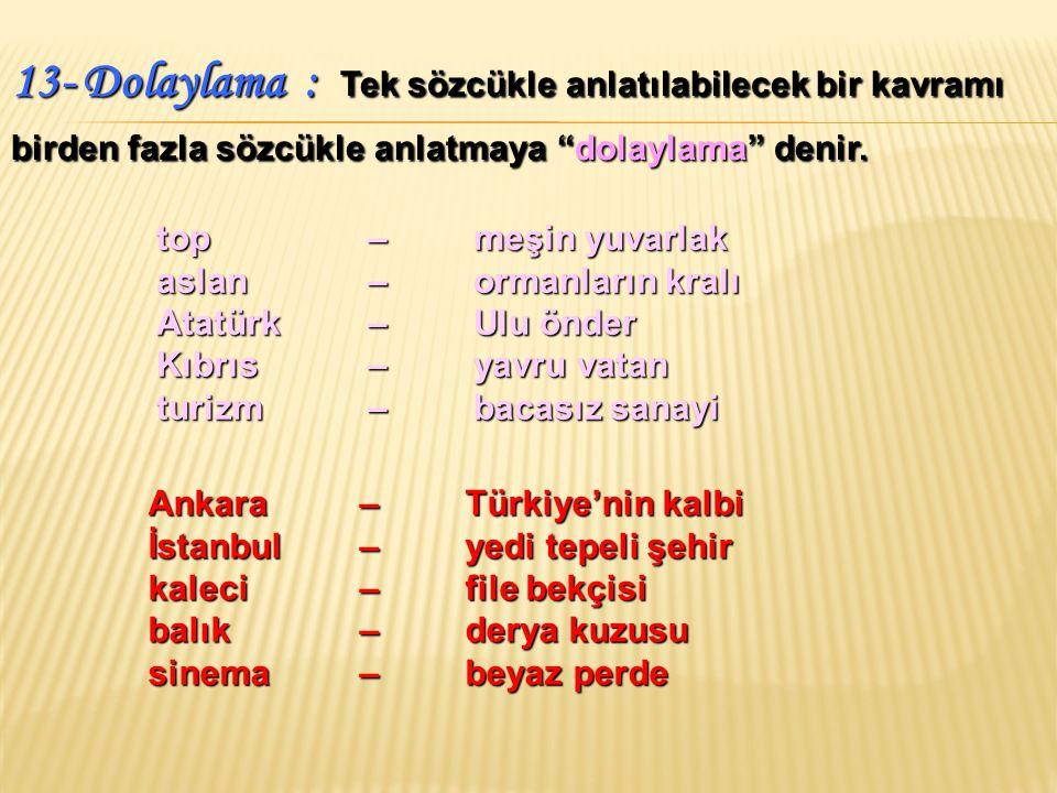 ( 2003- DPY ) Aşağıdaki cümlelerin hangisinde ikileme yoktur.