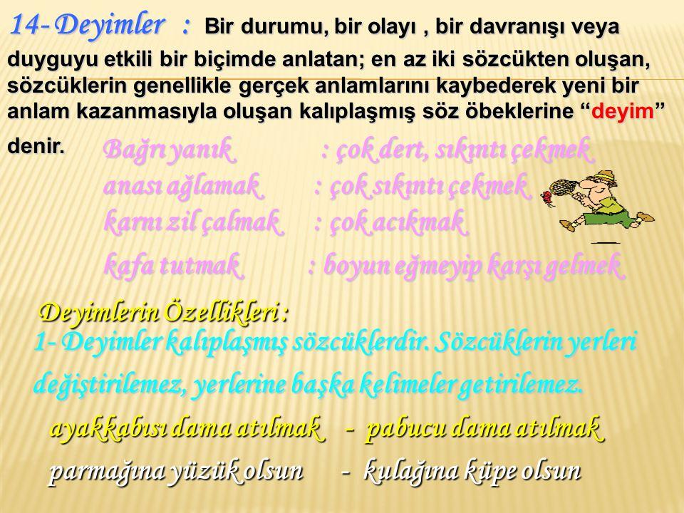 """""""Bu yaz, yalnızca Yaşar Kemal okumaya karar verdim"""" cümlesinde altı çizili sözcüklerde görülen anlam ilişkisi aşağıdaki cümlelerin hangisinde vardır?"""