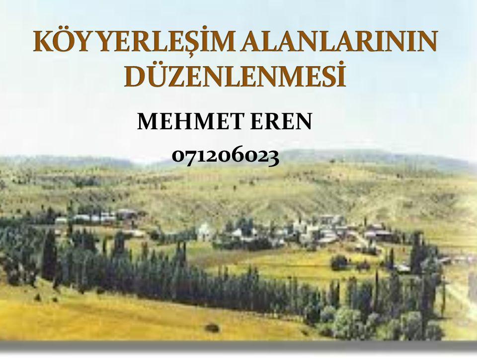 MEHMET EREN 071206023