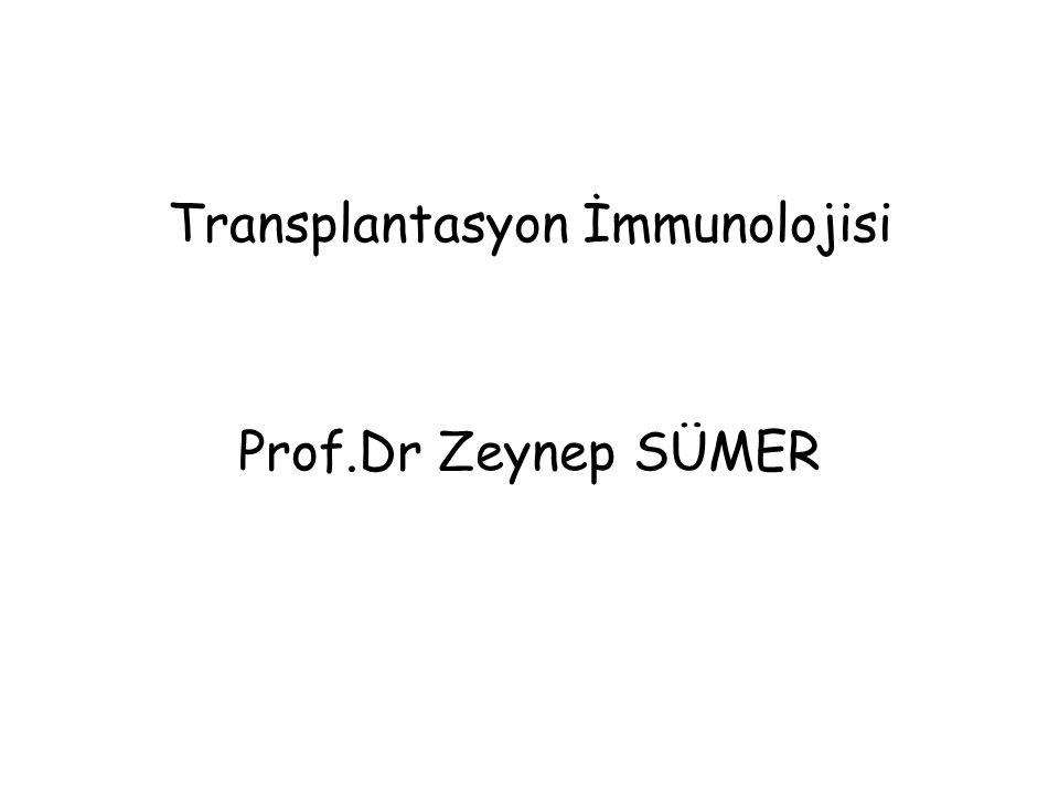 Transplantasyon doku ve hücre nakli şeklinde geleceğin tedavi yöntemleri arasında hızla yerini alacaktır.