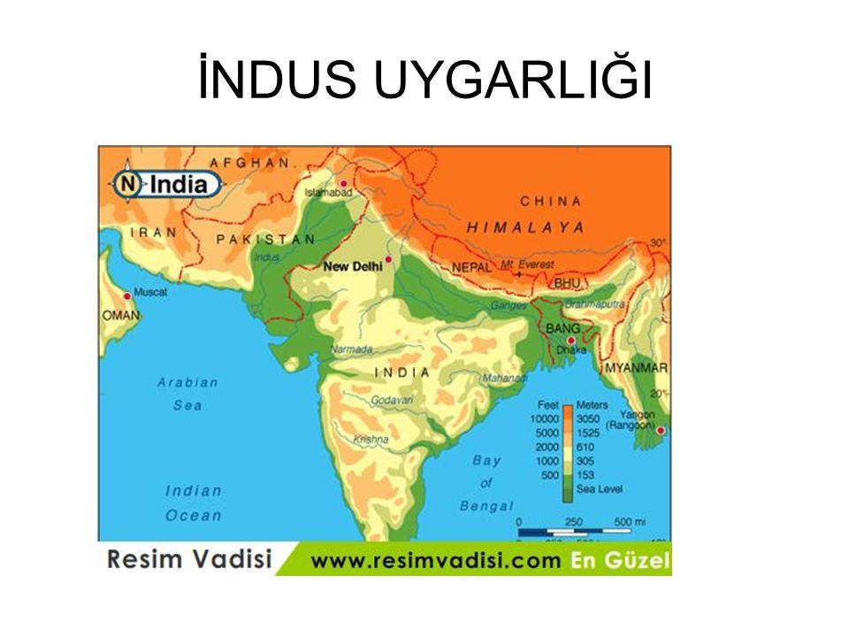 İndus Bölgede tarım M.Ö.6000'lerde başlar. Güneybatı Asay'dan yayıldı.