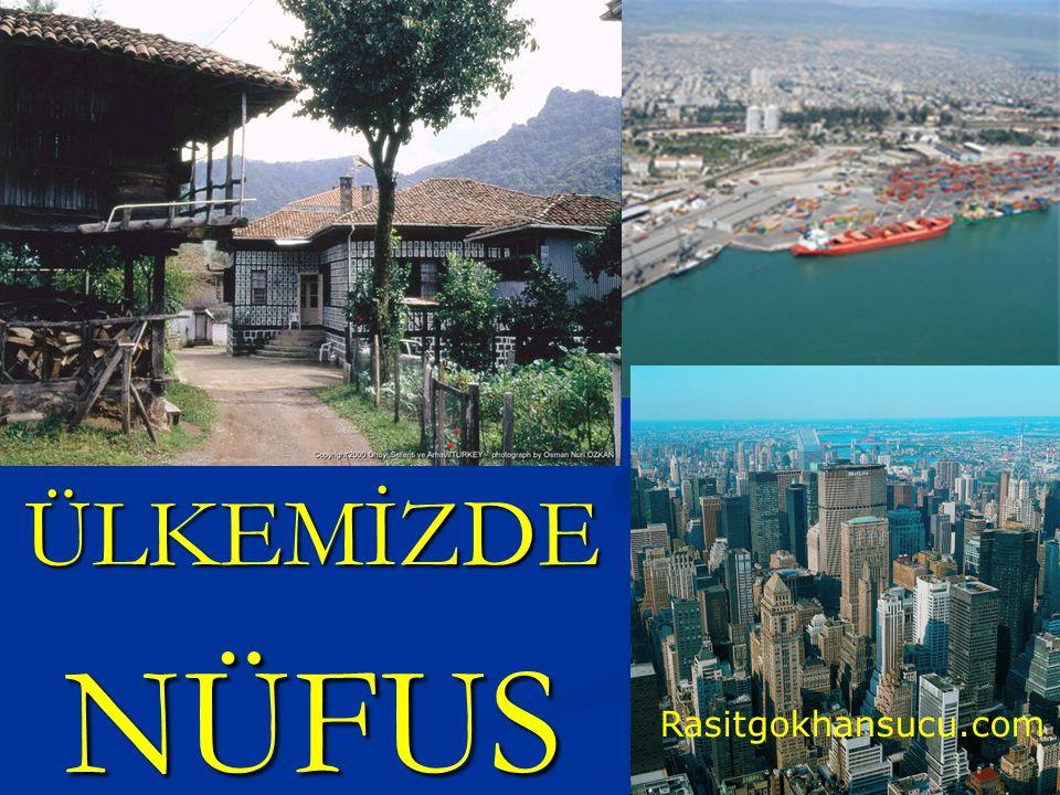 ÜLKEMİZDENÜFUS Rasitgokhansucu.com