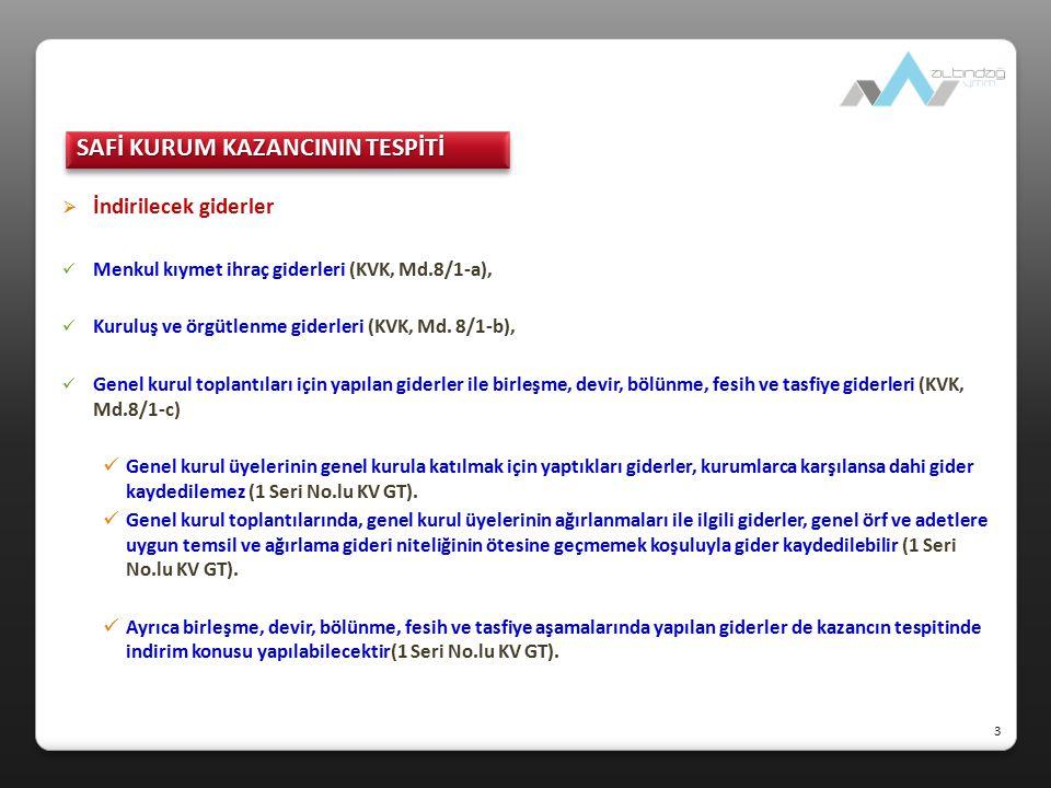  Maliyet artı yöntemi Örnek 1: Türkiye de yerleşik (A) Kurumu, Hollanda da bulunan ilişkili (B) Kurumuna otomobil lastiği satmaktadır.
