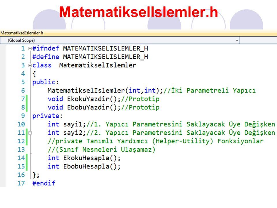 MatematikselIslemler.h