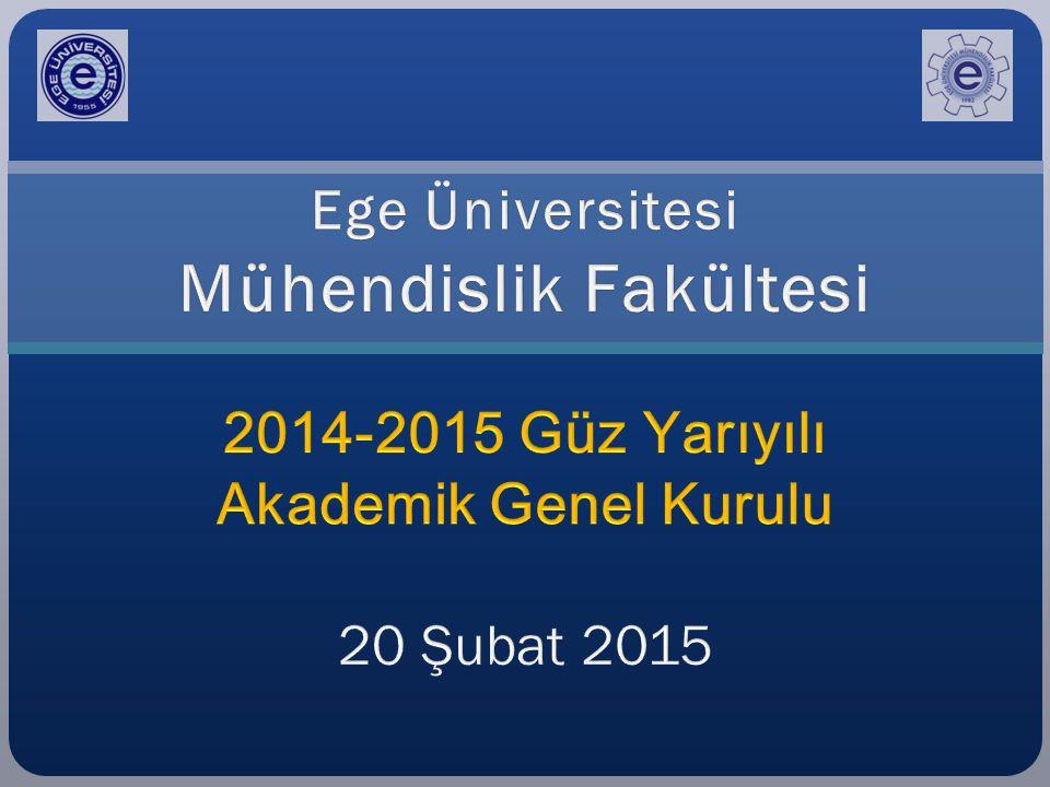 IAESTE ÖĞRENCİ SAYILARI Öğretim YılıGiden ÖğrenciGelen Öğrenci 2012-13 97 2013-14 77 2014-15 12 (Kontenjan)