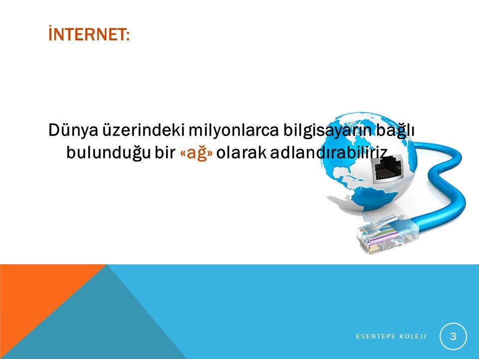WEB SITESININ TCP/IP NUMARASıNı ÖĞRENME Gelen ekranda ping google.com yazarak klavyende enter tuşuna bas.