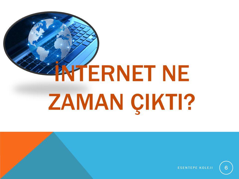 Burada aklına şöyle bir soru geldiğini düşünüyorum: «Hani diğer bilgisayarlara o bilgisayarın TCP/IP numarası ile bağlanıyorduk.