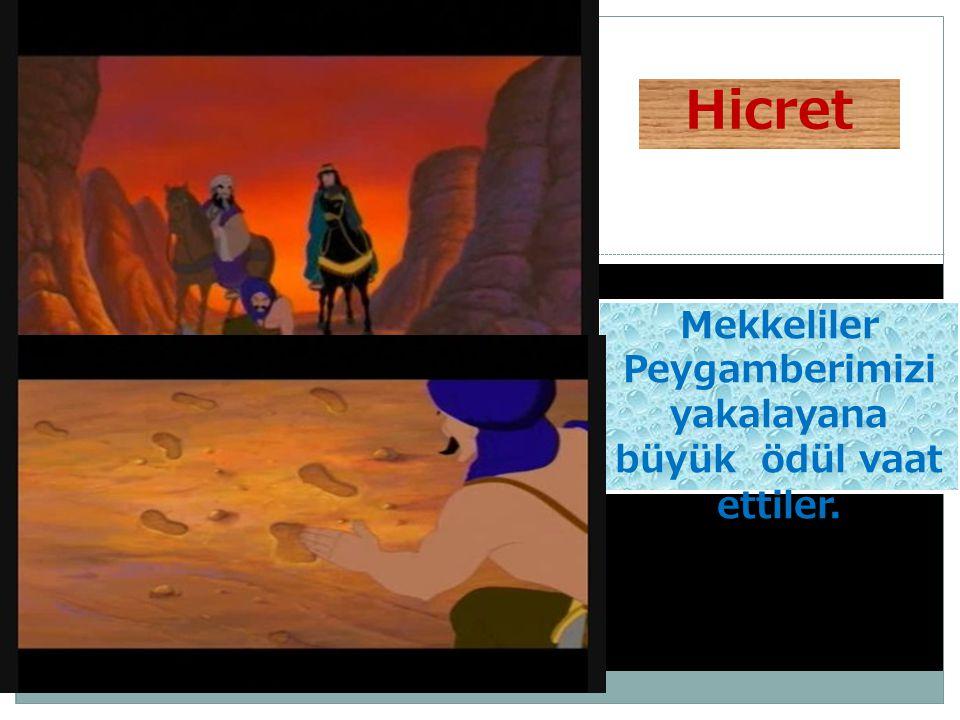 19 Eyyüb el-Ensari (Eyüp Sultan) Eyüp Sultan Camii Peygamberimiz Medine'ye varınca onun evinde misafir oldu.