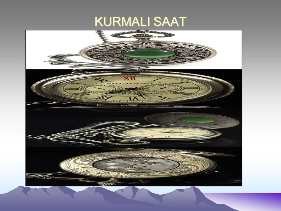 KURMALI SAAT