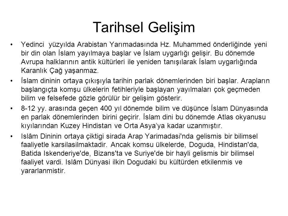Ömer HAYYAM ve Bilime Kazandırdıkları Daha yaşadığı dönemde İbn-i Sina'dan sonra Doğu'nun yetiştirdiği en büyük bilgin olarak kabul ediliyordu.
