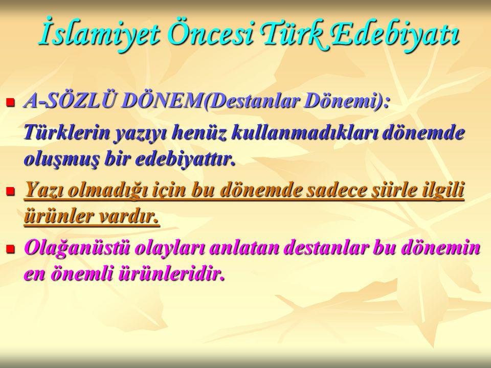 SÜLEYMAN ÇELEBİ(15.YY.): Çağına göre sade bir Türkçe ile yazmıştır.