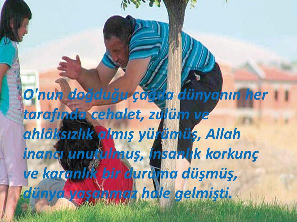 Mesela genç yaşta İslam'ı kabul edenlerden Hz.Ali 10, Zeyd b.