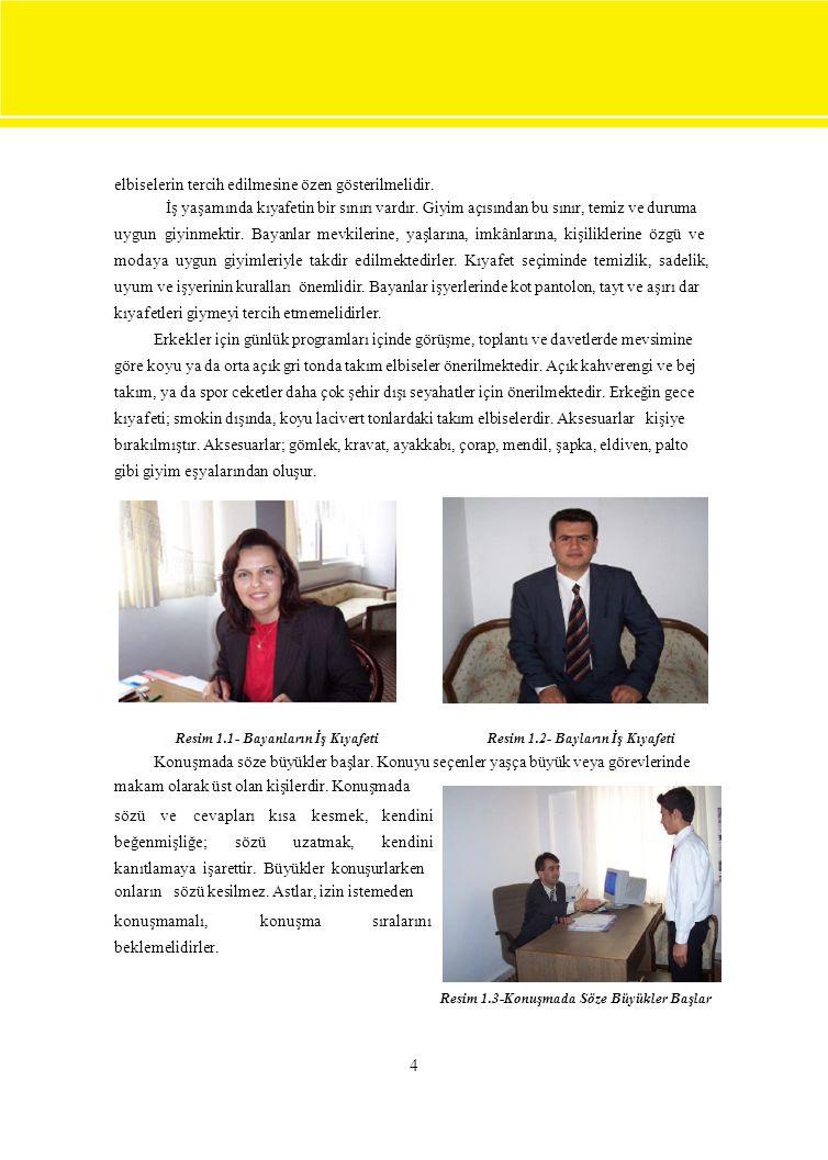 15 21.Özel banka müdürleri 22. Kamu yararına çalışan dernek başkanları (THK, Kızılay vb.) 1.2.3.