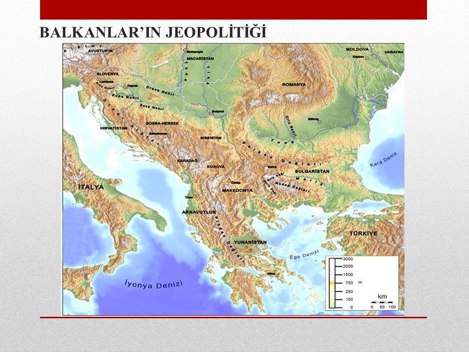 BALKANLAR VE AZINLIKLAR Yaklaşık 660 bin kilometre karelik Balkan coğrafyasında günümüzde 13 ayrı devlet ve bu devletlerde 20'den fazla farklı etnik veya dini kökene yakın topluluk yaşamaktadır.