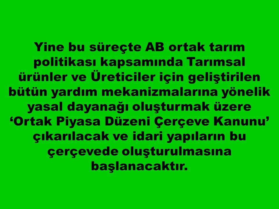 Bu noktada Türkiye, AB uyum sürecindeki Biyoyakıtlardaki zorunluluklarını, 6 Milyon Ton kaçağın önlenmesi yolunda kazanca döndürmelidir.