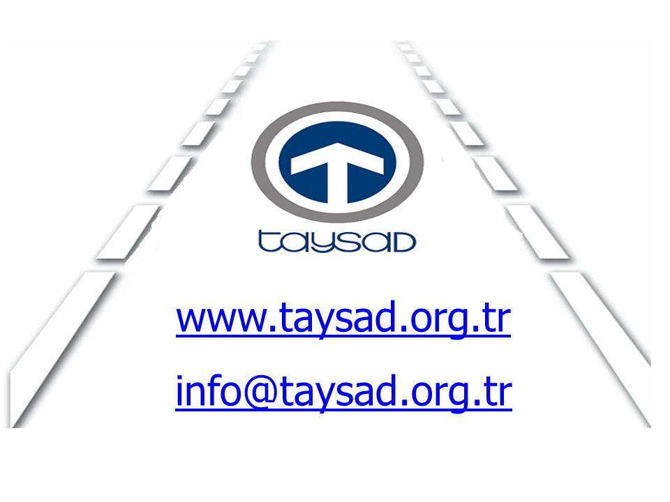 www.taysad.org.tr info@taysad.org.tr