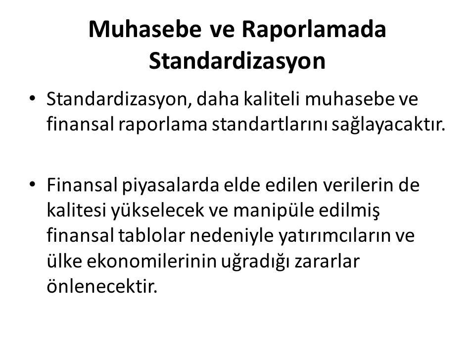 Muhasebe Standartlarının Gelişimi VUK TTK Bankacılık Kanunu-BDDK Düzenlemeleri SPK-SPK Tebliğleri MSUGT (Türkiye'de Muhasebenin Dil Birliği) Sigortacılık Kanunu ve Tebliğleri Türkiye Muhasebe Standartları