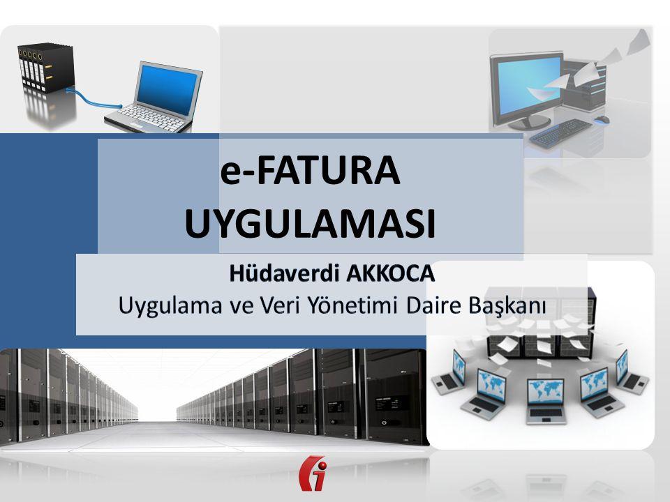 e-FATURA UYGULAMASI