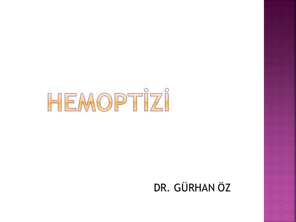 DR. GÜRHAN ÖZ
