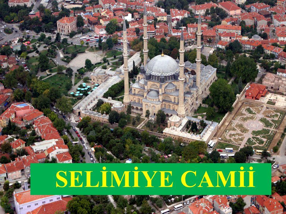 KANUNİ KÖPRÜSÜ : Kanuni Sultan Süleyman devrinde inşa edilmiştir.