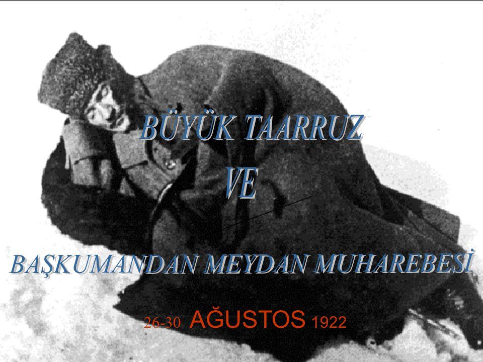 Sebebi : Yunanlılar Afyon, Eskişehir ve Kütahya'yı alarak asıl hedefleri olan Ankara'ya ulaşmak istiyorlardı ve Sevr Antlaşmasını TBMM'ne kabul ettirt