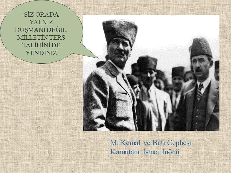 Tarih: 31 Mart-1 Nisan 1921 Sebep: Londra Konferansı bir sonuç alınamadan dağılınca, Yunan kuvvetleri yeniden saldırıya geçti. Sonuç: Türk Ordusu, Yun