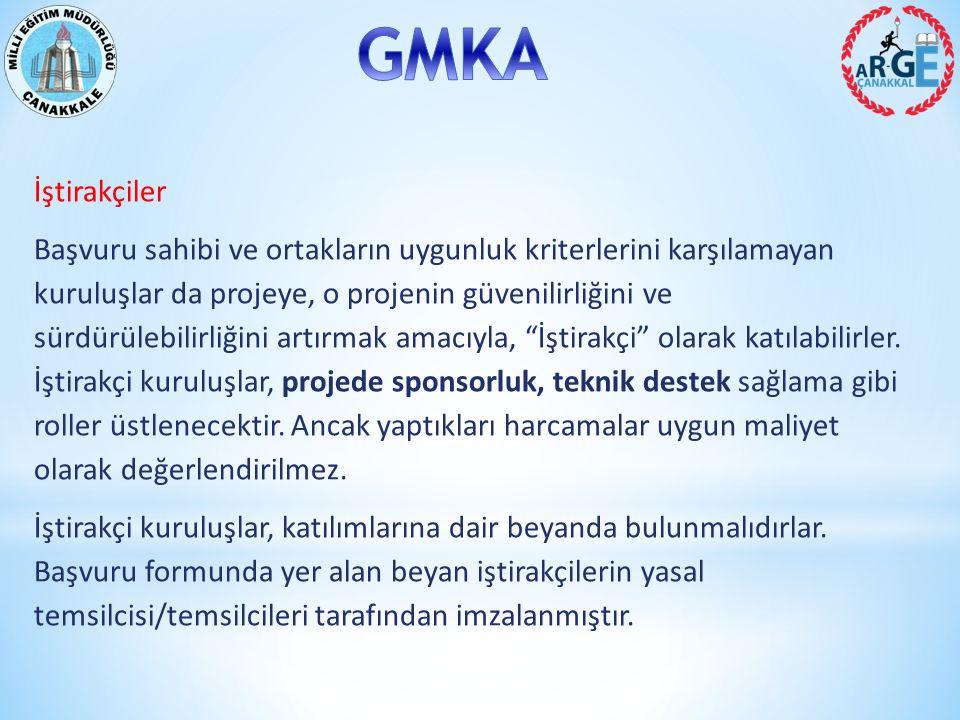 UYARI: Başvuru Formu ve diğer belgeler Türkçe hazırlanmalıdır.