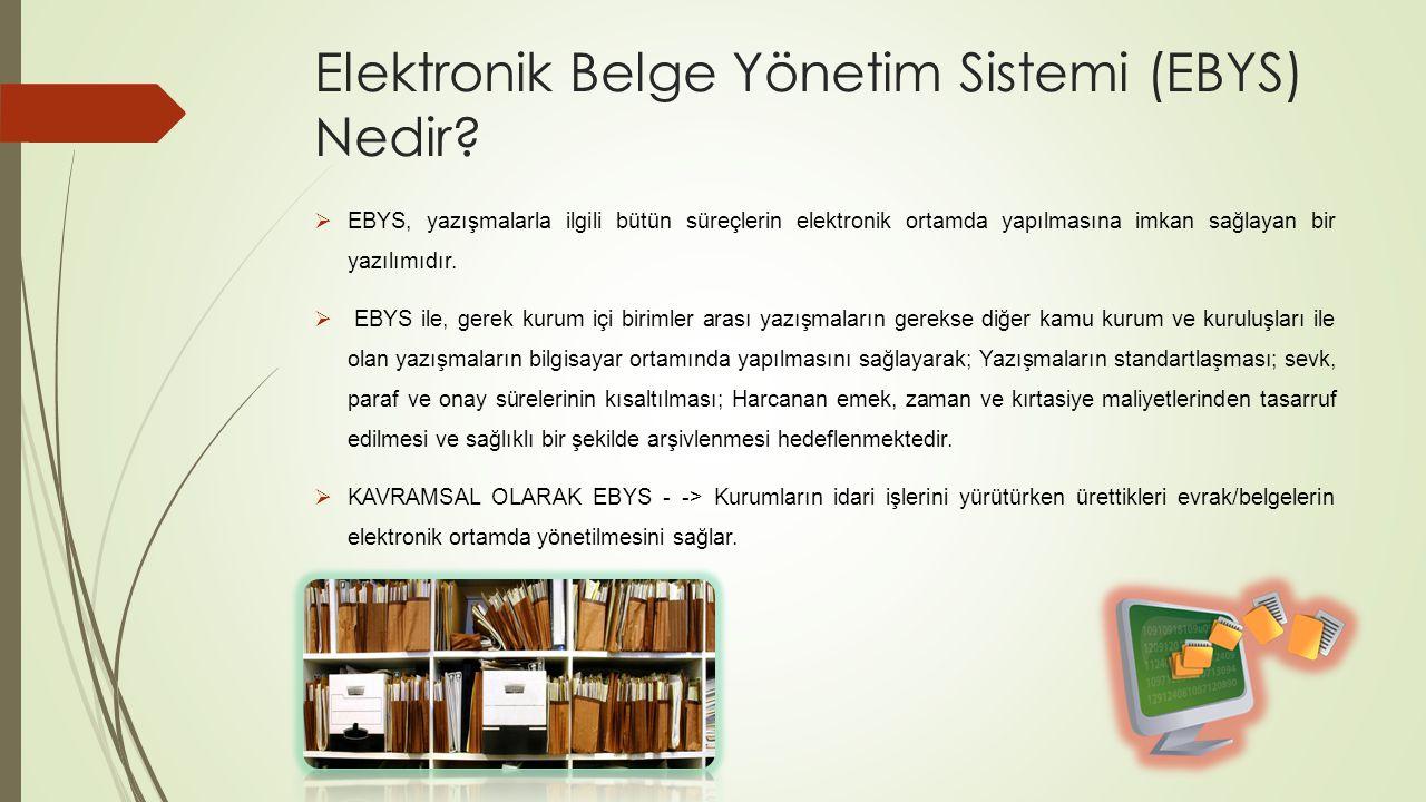 Elektronik İmza (E-İmza) Islak İmzaElektronik İmza 14