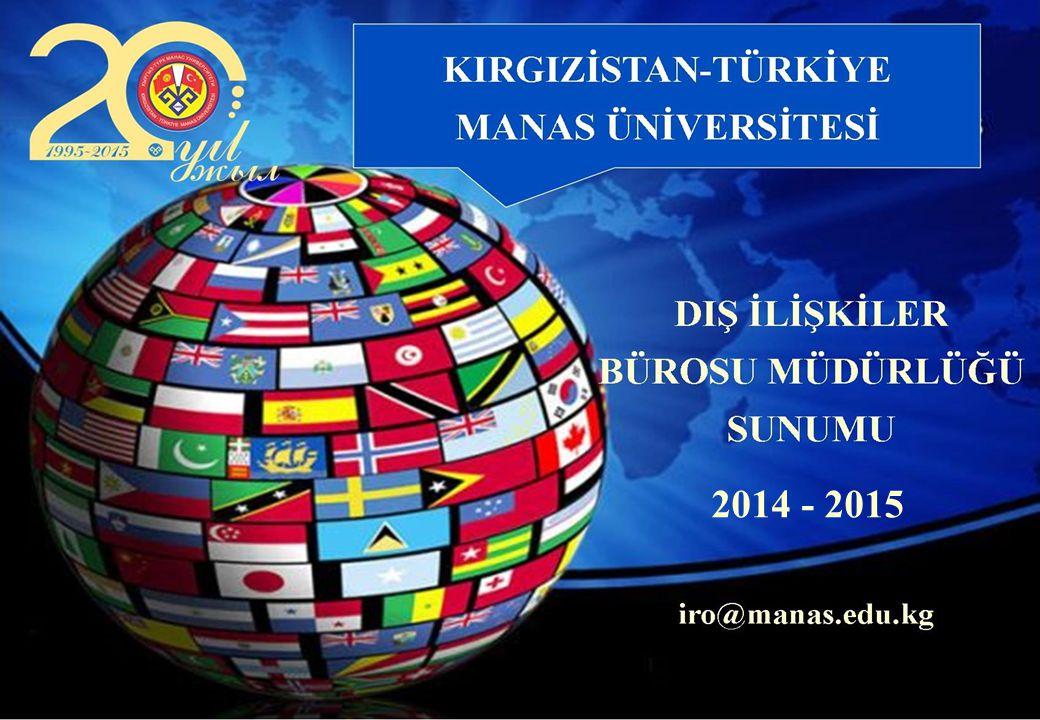 KURULUŞ AMACI Üniversitemizin ülke dışı üniversiteler, yükseköğretim kurumları ve çeşitli organizasyonlarla bilimsel, akademik, sosyal ve kültürel alanlarda ikili veya çok taraflı ilişkilerin kurulmasını, sürdürülmesini ve üniversitenin uluslararası nitelik taşıyan tüm faaliyetlerinin koordinasyonunu ve dünya eğitim ve araştırma alanlarına entegrasyonun sağlanmasına yönelik tüm program ve faaliyetlerin yürütülmesinde Rektörlüğe ve Üniversitenin akademik birimlerine destek vermek üzere Rektörlük Makamına doğrudan bağlı birim olarak kurulan Büromuz yukarıda belirtilen amaç ve kapsam doğrultusunda faaliyetini sürdürmektedir.
