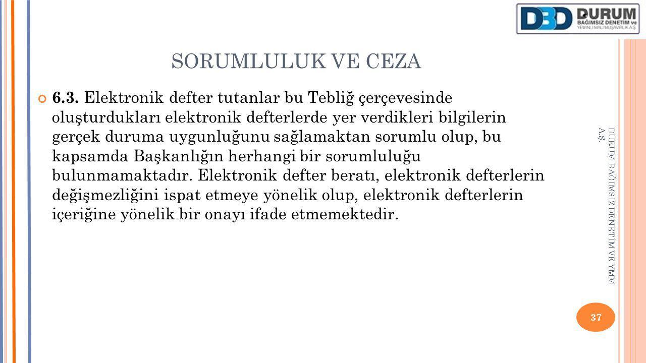 SORUMLULUK VE CEZA 6.3.