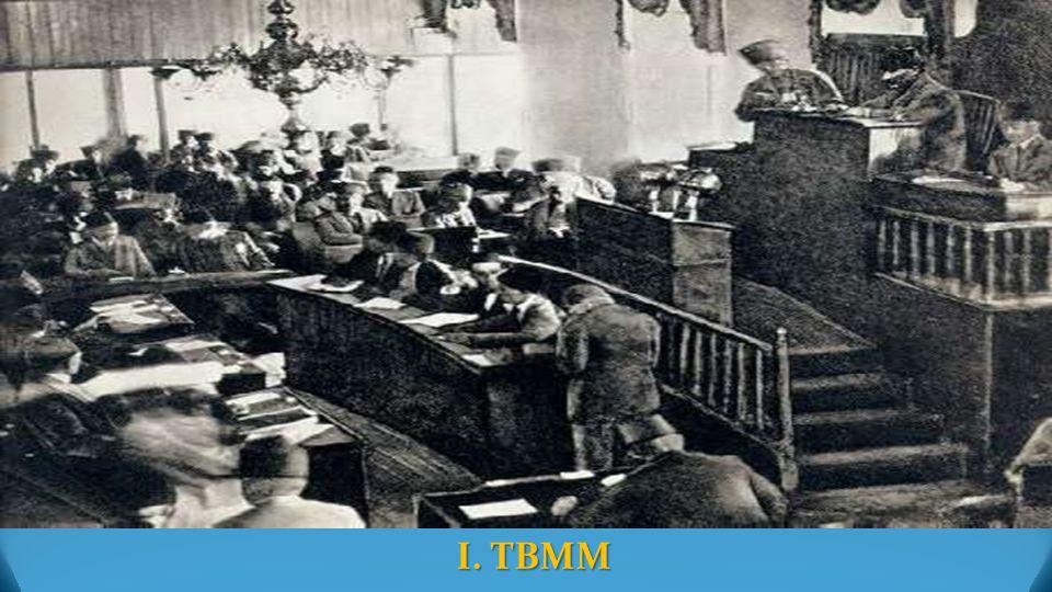 Amasya Genelgesi, Erzurum ve Sivas Kongrelerinde alınan kararlarla, halk ortak bir mücadele etrafında birleştirilmeye çalışılırken aynı zamanda milli egemenliğe ulaşmakta hedefleniyordu.