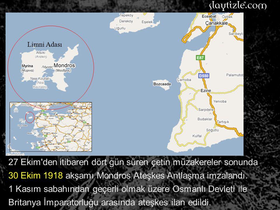 İşgallere karşı Türk milleti tarafından direniş cemiyetleri kurulmuştur.