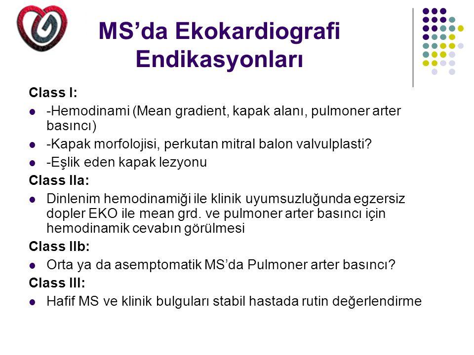 Triküspit Stenozu (TS) 1.Rheumotic kalp hastalığı 2.