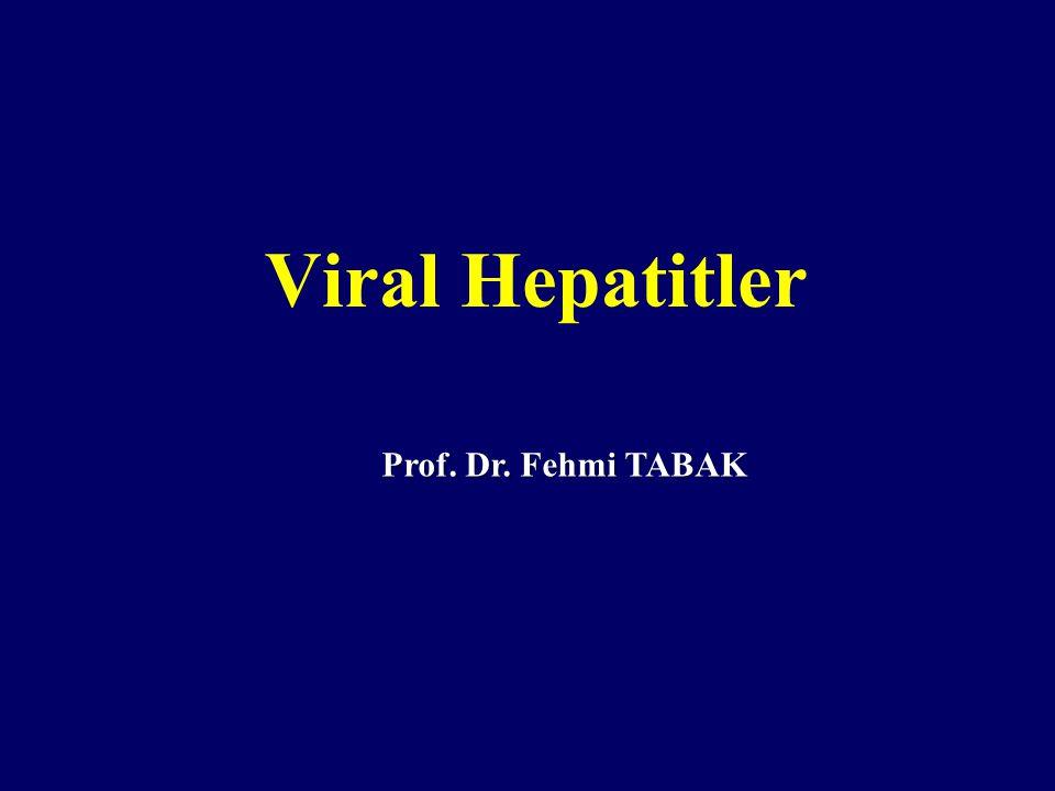 Transaminazlar : Nekro-inflamasyon Bilirubin, Albumin, PZ, Trombosit sayısı : Siroz