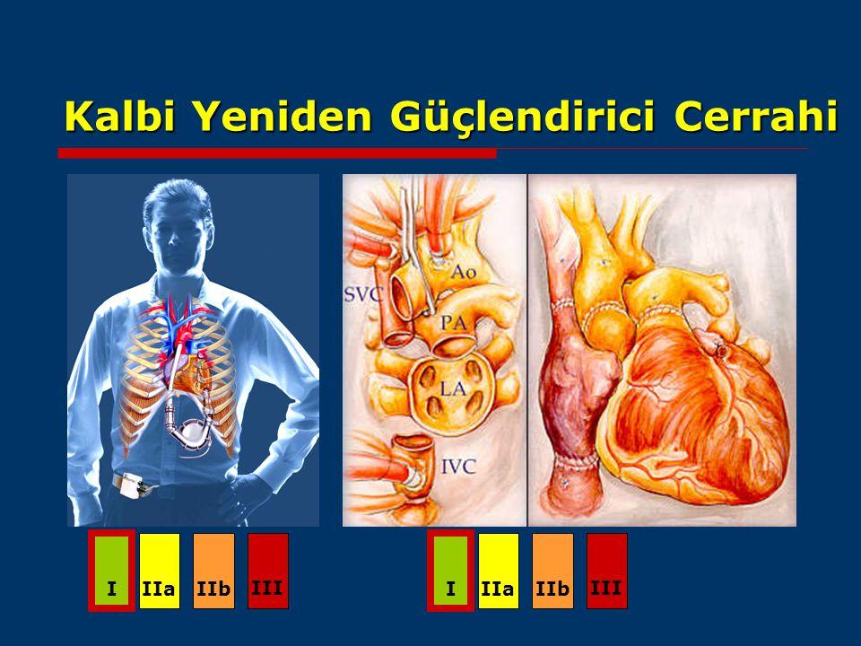 Kalbi Yeniden Güçlendirici Cerrahi IIIaIIb III IIIaIIb III