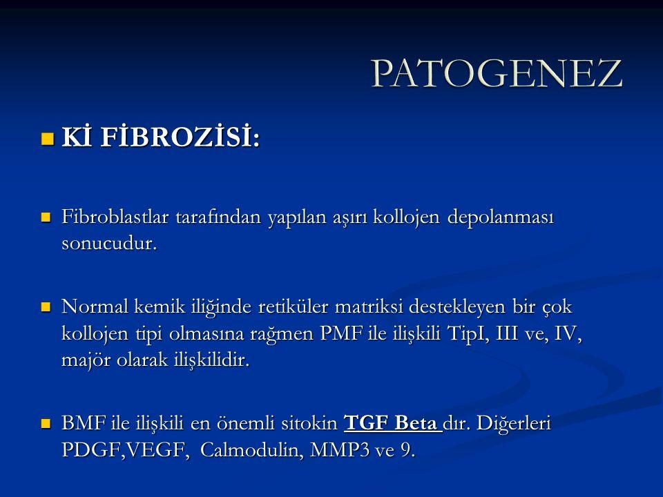 Kİ FİBROZİSİ: Kİ FİBROZİSİ: Fibroblastlar tarafından yapılan aşırı kollojen depolanması sonucudur. Fibroblastlar tarafından yapılan aşırı kollojen dep