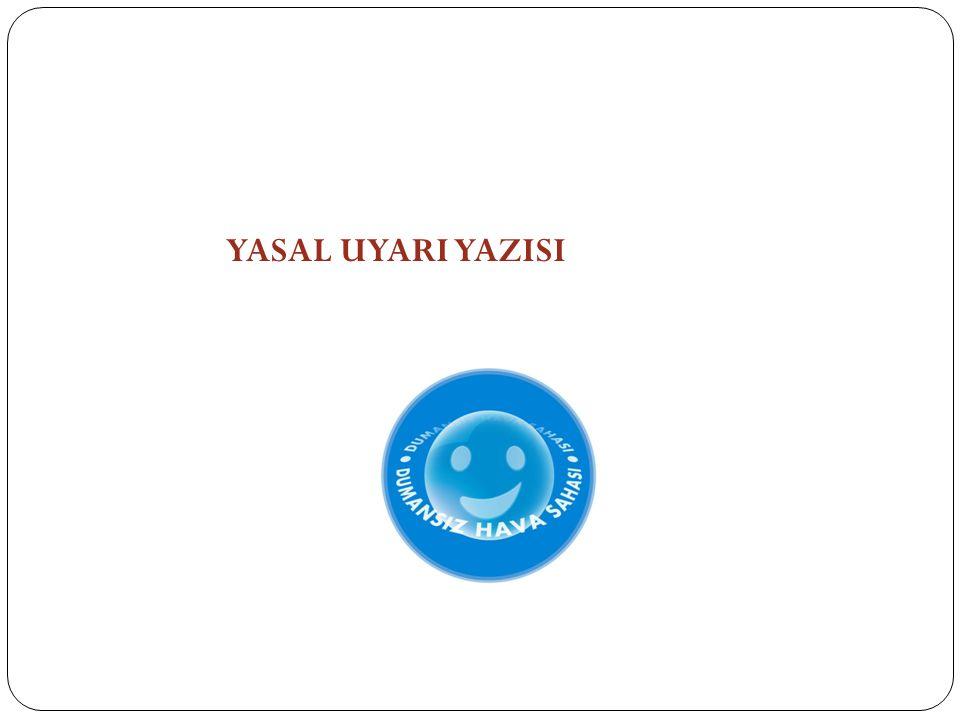 YASAL UYARI YAZISI