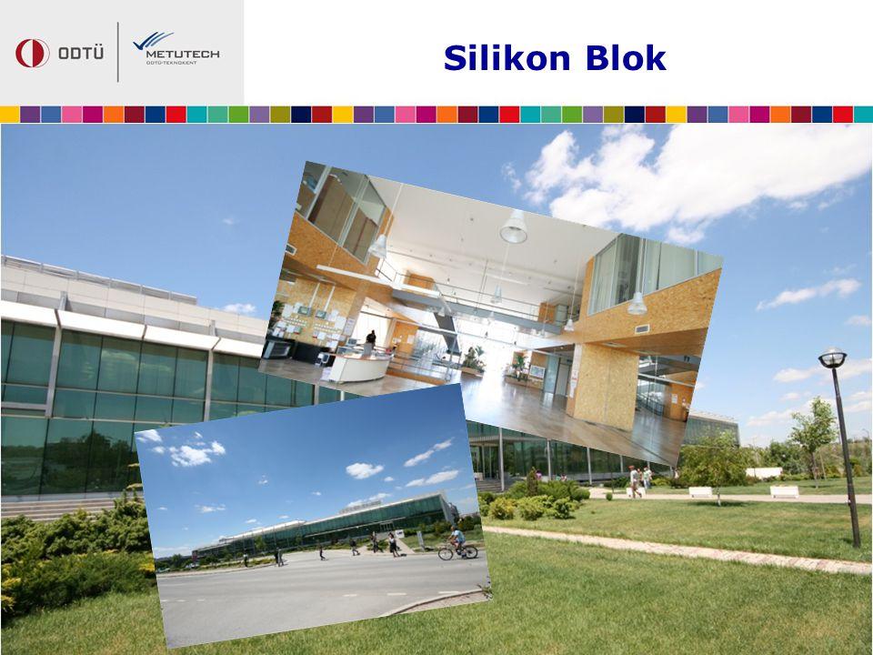 Silikon Blok