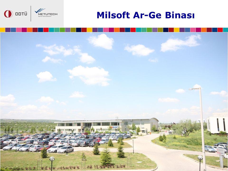 Milsoft Ar-Ge Binası