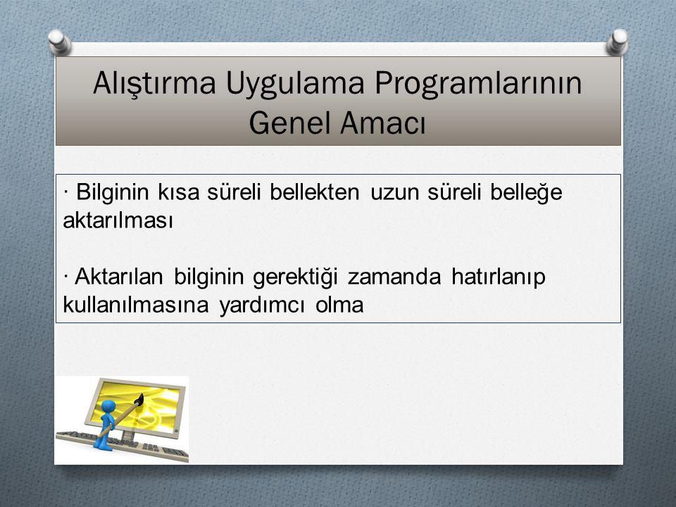 Kaynakça Multimedia for Learning: Methods and Development.